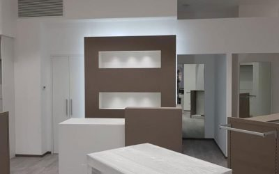 Allestimento Negozi – Galleria Auchan Taranto