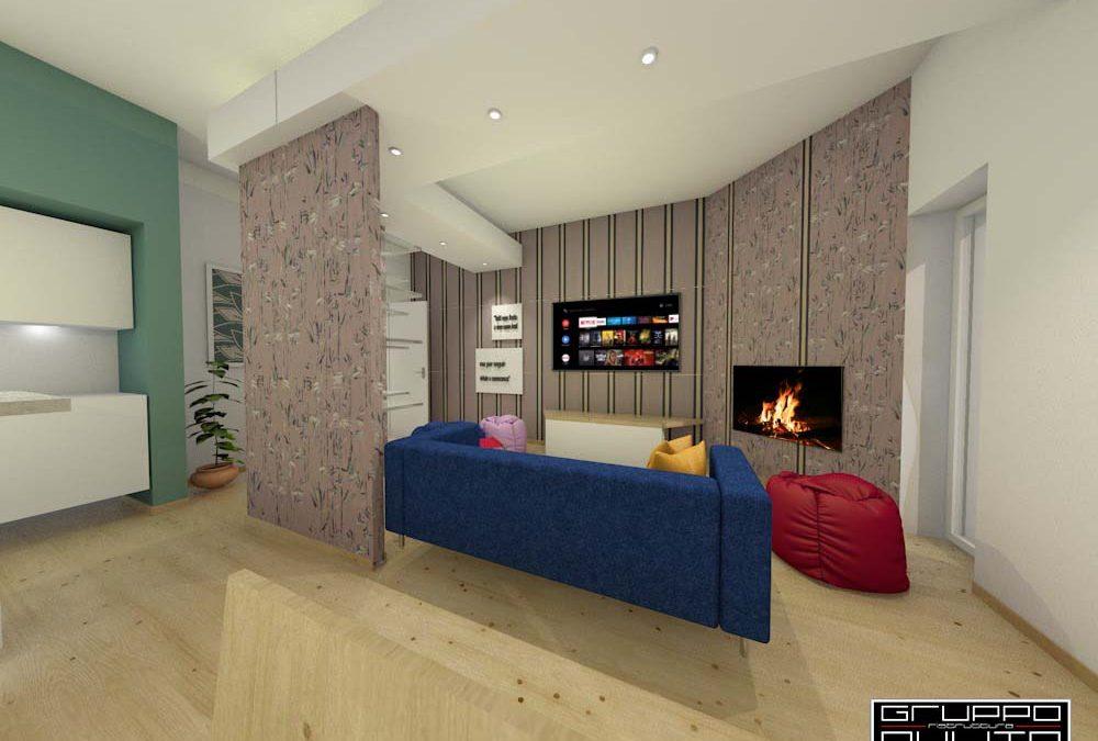 Proposta progettuale appartamento – Ceglie Messapica